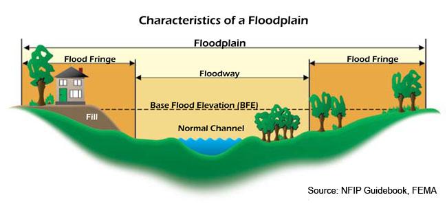 Floodplain Characteristics