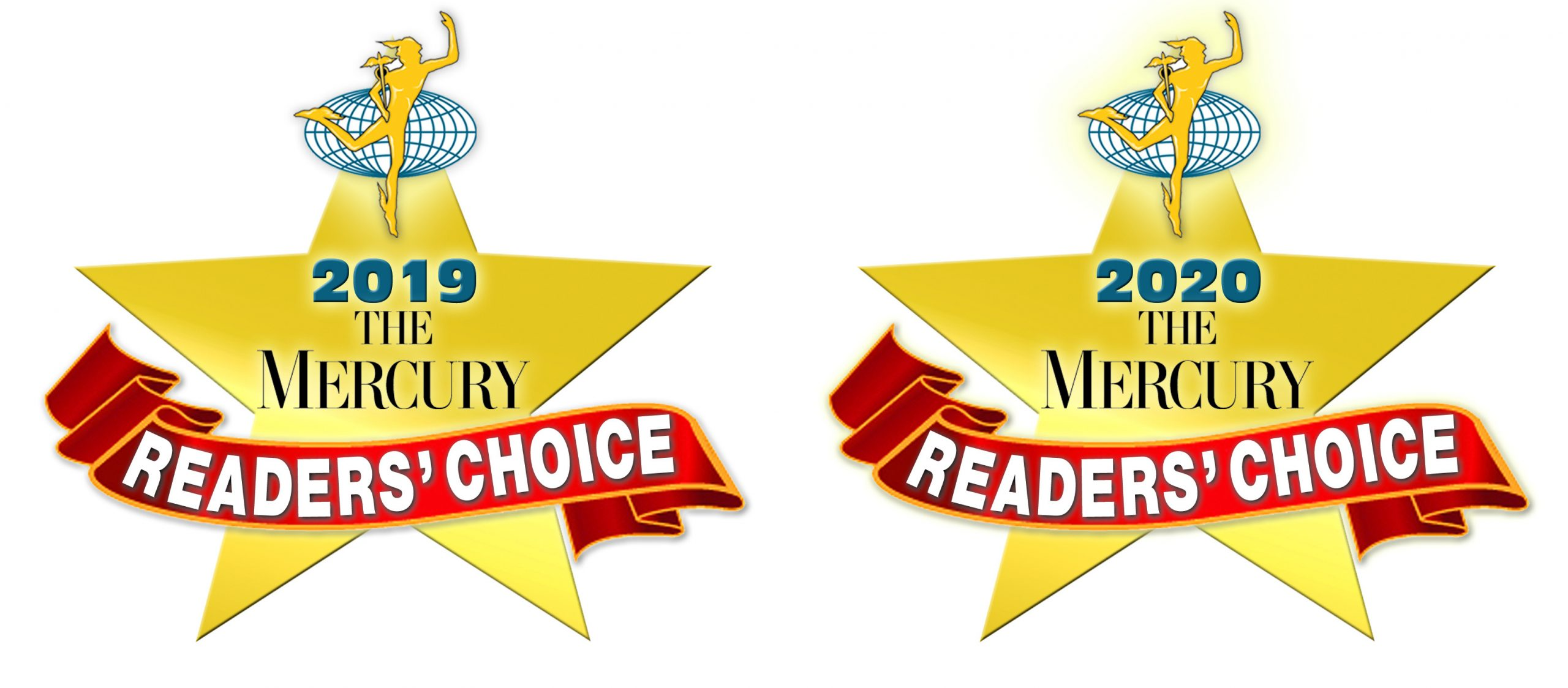 Readers' Choice Award Icons
