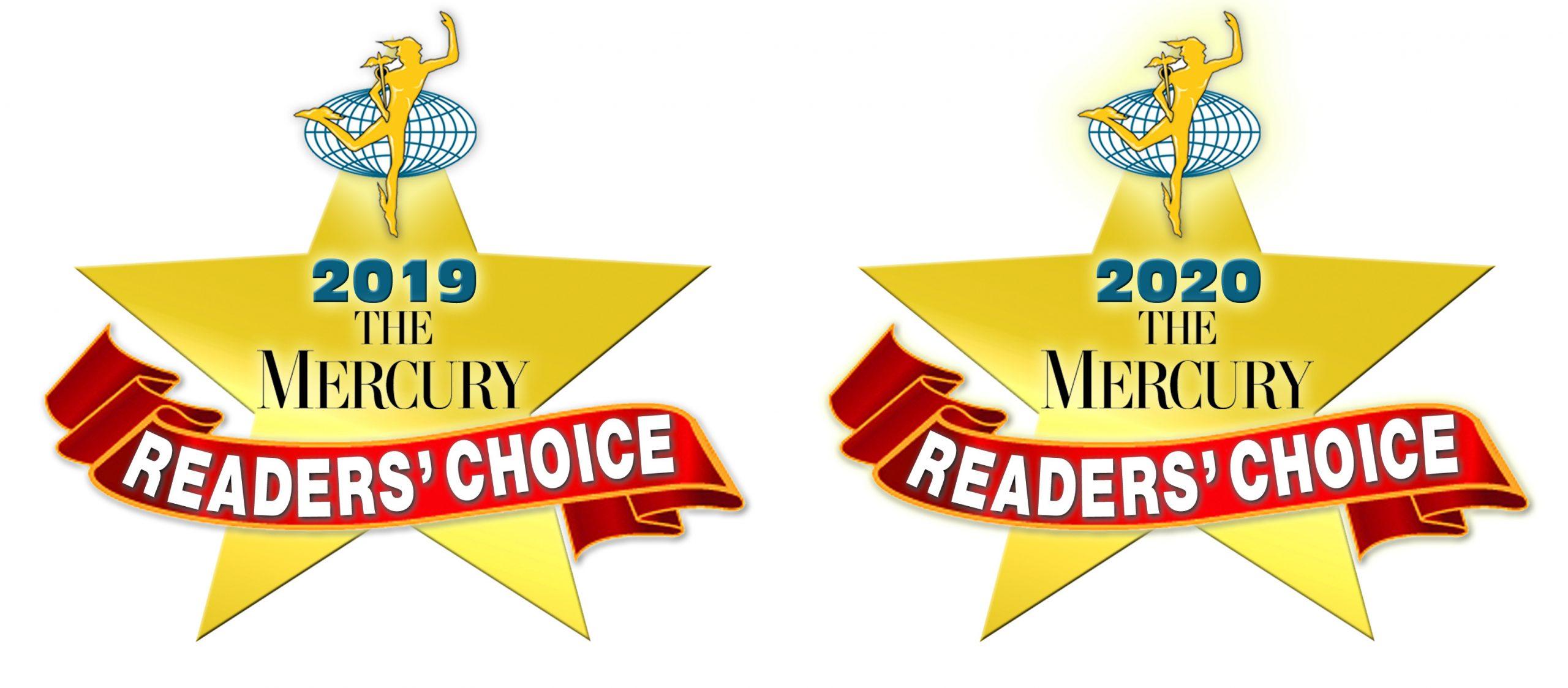 Readers' Choice Award Icons