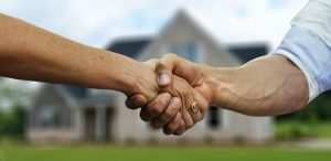 Working with real estate professionals