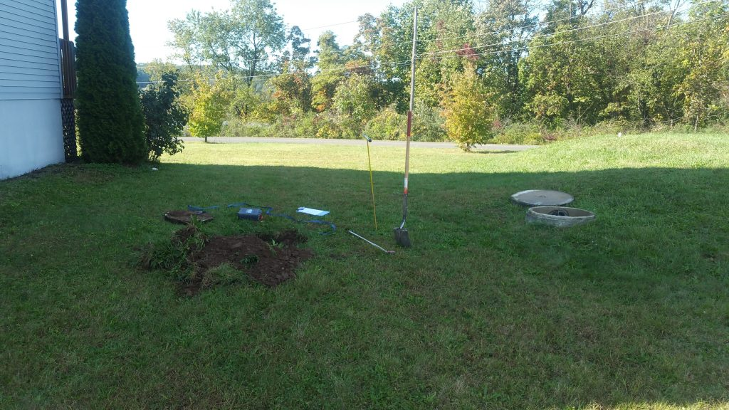 On-site Sewage (Septic) System Inspection